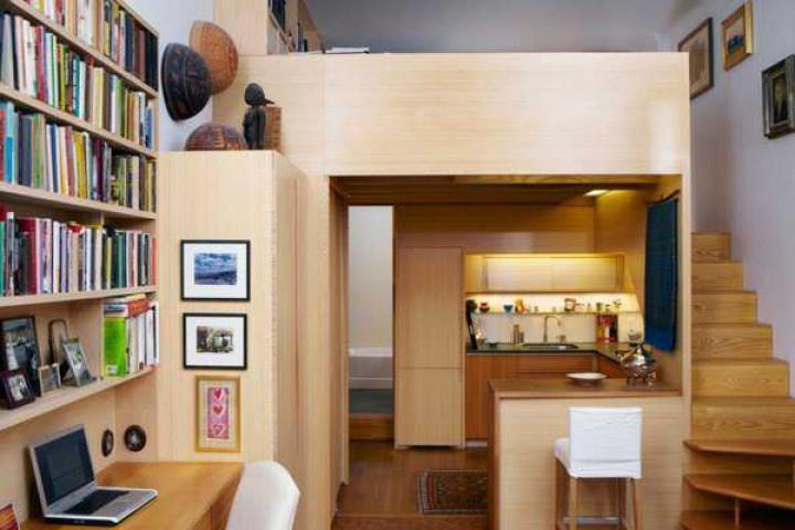 Thiết kế và bố trí không gian sống cho ngôi nhà có diện tích nhỏ
