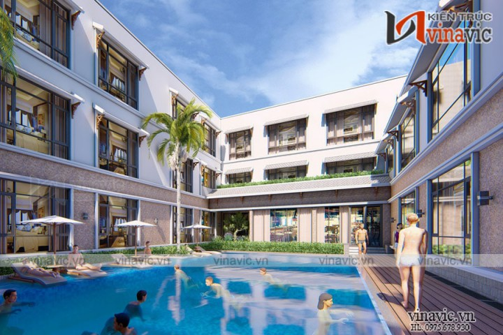 Dự Án Tổ hợp khách Sạn, Nhà Hàng, Barcigar Nhật Lệ  tại TP Đồng Hới- QB