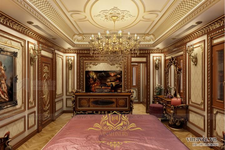Mẫu nội thất đẹp cho dinh thự độc đáo nhất Việt Nam ở Phú Quốc NT2001