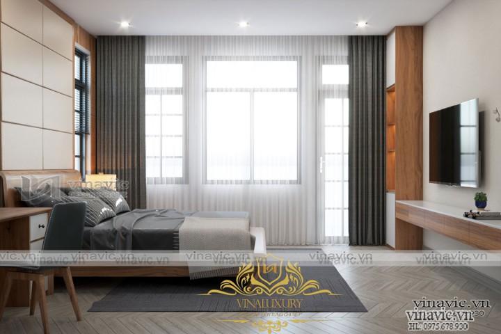 Nội thất biệt thự hiện đại cho anh Tịnh- Bình Phước NT2015