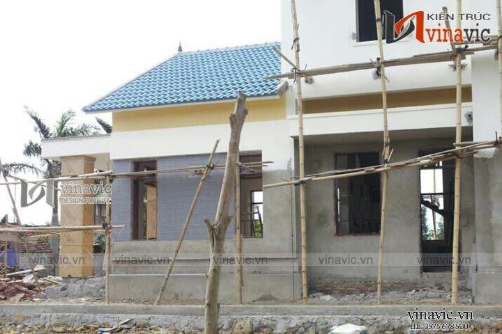 Thi công xây dựng hoàn thiện công trình độc đáo TCBT1433