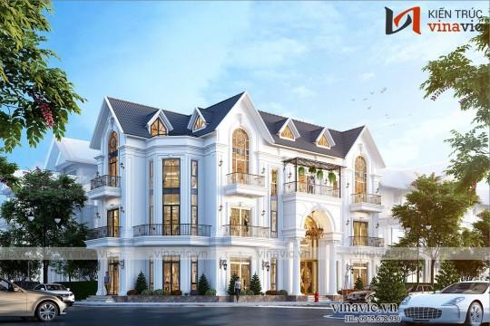 Biệt thự góc 3 tầng ở Vinhome Ocean Park Gia Lâm- Hà Nội BT2014
