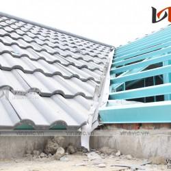 Hoàn thiện hai mẫu biệt thự hiện đại đẹp cho hai anh em tại Sầm Sơn TCBT1828