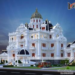 Lâu đài đẹp như trong chuyện cổ tích của các Doanh Nhân thành đạt LDDT2002