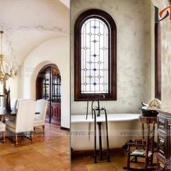 Ấn tượng mẫu thiết kế lâu đài dinh thự xa hoa và lộng lẫy LDDT06