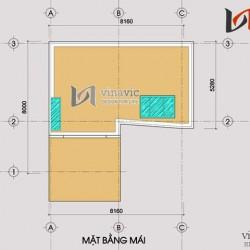 Mẫu thiết kế nhà ống đẹp 7 tầng phục vụ kinh doanh NO1427