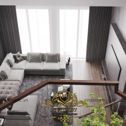 Mẫu thiết kế nội thất hiện đại sang trọng ở Sầm Sơn NT2009