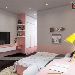 Biệt thự 3 tầng 4 phòng ngủ BT1908 mang phong cách hiện đại đầy đủ tiện nghi
