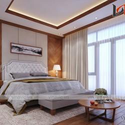 Nội thất nhà ống mang phong cách hiện đại trẻ trung phù hợp với gia đình trẻ NTNO1621