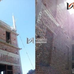 Hình ảnh thực tế thi công xây dựng nhà biệt thự 3 tầng TCBT1487