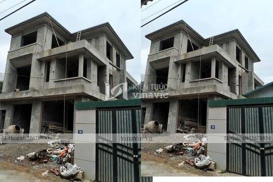 Thi công trọn gói công trình ở Sơn La BT2101