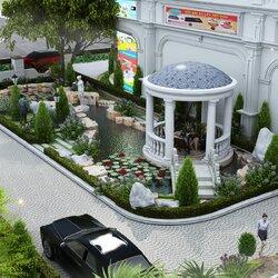Tổ hợp siêu thị thương mại và nhà ở Mạnh Cường BT2136