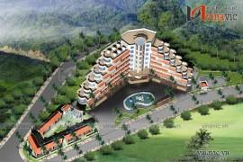 Nổi bật nhà hàng khách sạn quy mô lớn tại Cát Bà-Hải Phòng NH05