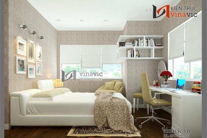 Nội thất chung cư đẹp NTC1412