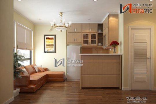 Nội thất chung cư NTC1402