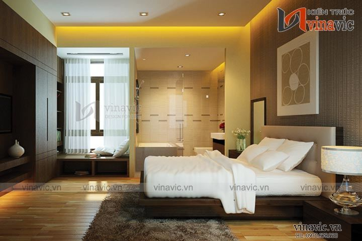 Mang đến không gian sống lung linh với thiết kế nội thất NTO1408