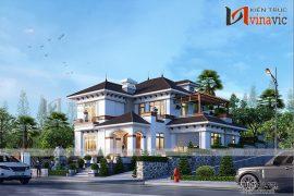 Nhà vuông 300m2 3 phòng ngủ 2 tầng mặt tiền 15m ở Sơn La