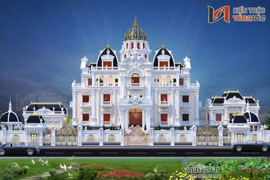 Lâu đài đẹp như trong chuyện cổ tích của các Doanh Nhân thành đạt